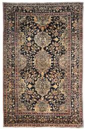 A very fine Teheran rug