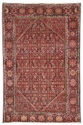 A fine Sarouk-Feraghan rug