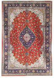 A very fine silk Hereke small