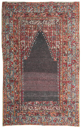 A GHIORDES PRAYER RUG
