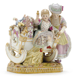 A MEISSEN GROUP, 'AMUSEMENT DE
