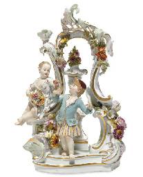 A MEISSEN ARBOUR GROUP