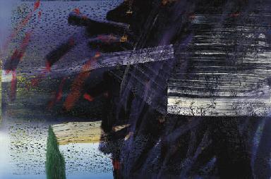 Abstraktes Bild (559-2)