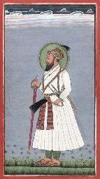 SHAH JAHAN, JAIPUR, RAJASTHAN, 1830