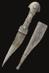 A NIELLO AND SILVER KINJAL, TU