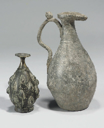 A POST SASSANIAN LEAD EWER AND