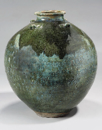A LARGE STORAGE JAR, SOUTHEAST