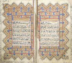 QUR'AN, NORTH INDIA, 18TH-19TH