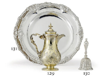 A FINE WILLIAM IV SILVER-GILT