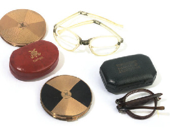 PRINCESS MARY'S COMPACTS AND S