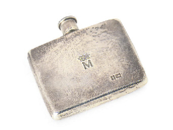 PRINCESS MARY'S PERFUME FLASK