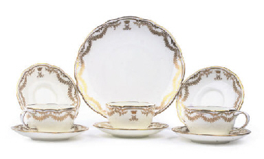PRINCESS MARY'S TEA SERVICE A