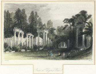 Ruins at Virginia Water
