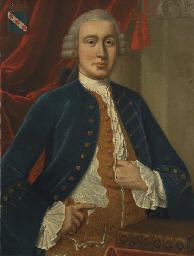 Portrait of Jan de la Bassecou