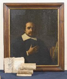 Portrait of Fabrice de la Bass