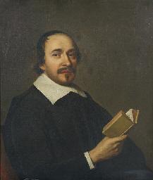 Portrait of Nicolas de la Bass