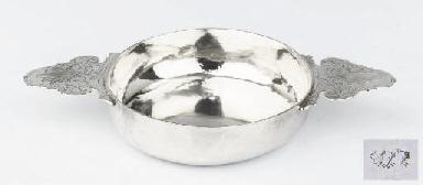 A silver equelle