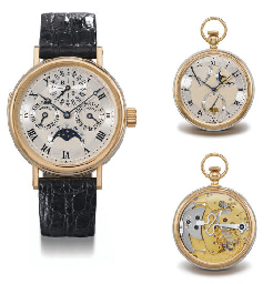 Breguet An extremely fine and unique 'Souscription Set' of 1...
