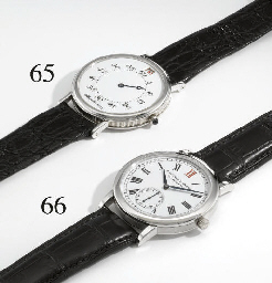 A. Lange & Söhne. A fine and r
