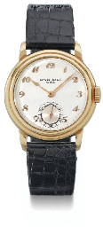 Patek Philippe. A fine and unu