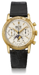 Patek Philippe. An extremely f