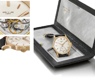 Patek Philippe. A very attract