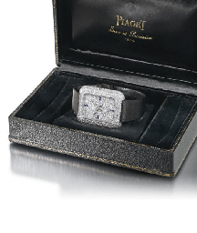 Piaget. A fine, large and unus