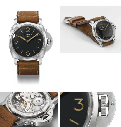 Rolex made for Panerai. An ext