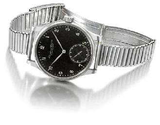 IWC. A very fine and rare stai