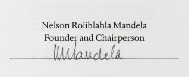[MANDELA, Nelson (b.1918)].  A