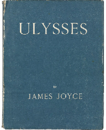 JOYCE, James (1882-1941).  Uly