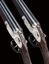 A FINE PAIR OF 12-BORE