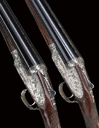 A FINE PAIR OF KEN HUNT ENGRAV