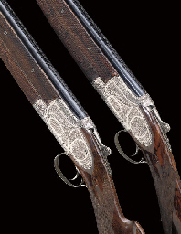 A PAIR OF 12-BORE