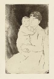 Nurse and Baby Bill (No. 2)(B.
