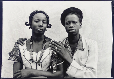 A young couple, 1949-51