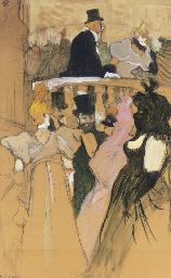 Au bal de l'opéra
