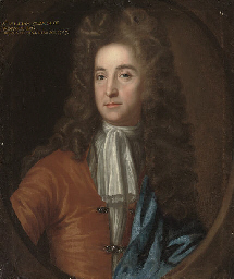 Portrait of Sir William Craven
