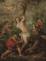 The Martyrdom of Saint Sebasti