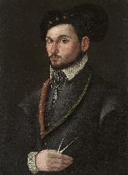 Portrait of a navigator, half-