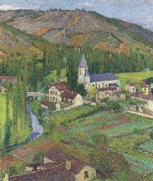 L'église de Labastide