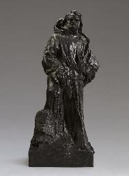 Balzac dans une robe de moine