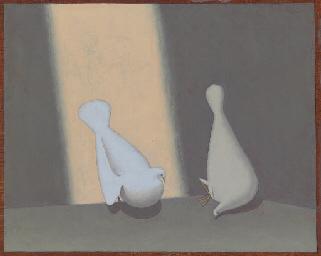 Deux pigeons VI