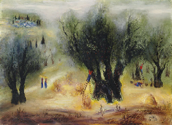 Landscape in Galilee