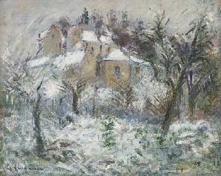 Maisons à Pontoise sous la nei