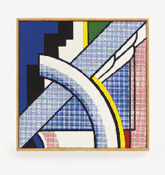 Roy Lichtenstein (Modern Paint