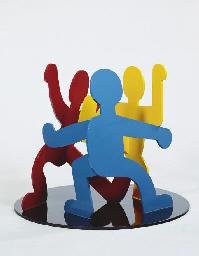 Untitled (Three Dancing Figure