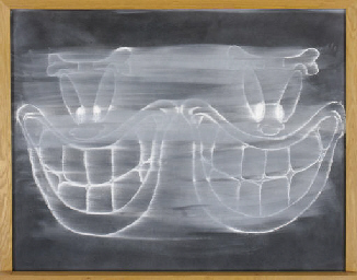 Black Chalkboard (Double Grin)