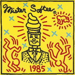 Untitled (Mr. Softee)