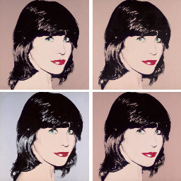 Portrait of Marlene